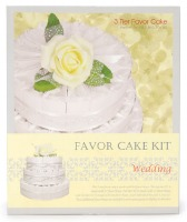 66-PC Wedding Favor Cake Kit