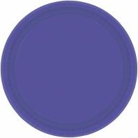 "7"" Plate 24 CT Purple"