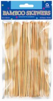 "8"" Bamboo Skewers 100 CT"