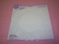 "8"" Doilies White 10 CT"