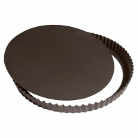 "8"" Non-Stick Quiche/Tart Pan"