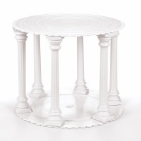 8 Piece Roman Column Tier Set