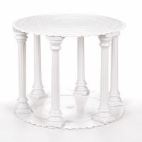 8 Piece Roman Column Tier Set