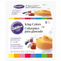 8-Piece Icing Color Kit
