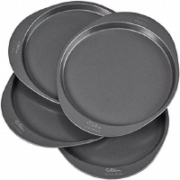 "8"" Round Cake Pan Set of 4"