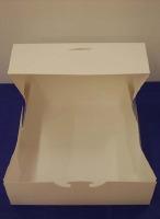 9.5 X6.75 X3  Donut Box