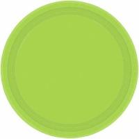 "9"" Plate 24 CT Kiwi"