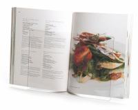 Acrylic Cookbook Holder