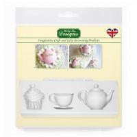 Afternoon Tea - Silicone Katy Sue Designs