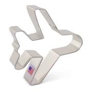 "Airplane Cookie Cutter 4.5"""