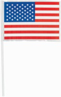 American Flags 6.25X10.5 48 CT