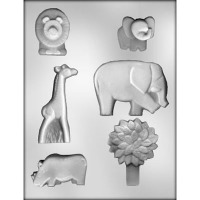 Animal Chocolate Mold (6)