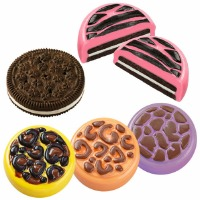 Animal Print Cookie Candy Mold