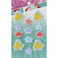 Ariel Icing  Decorations 12 CT