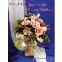 Art of Gumpaste Flower Making Book