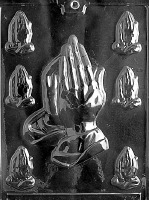 Assort Praying Hands Mold