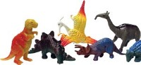 Assorted Dinosaurs 6 CT