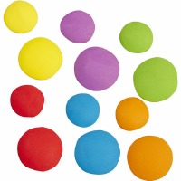 Assorted Dots Icing Deco 12 CT
