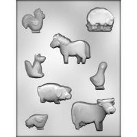 Assorted Farm Animals (8)