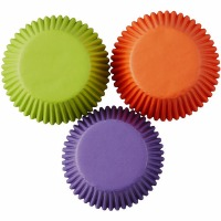 Assorted Solid Standard Baking Cup 75 CT