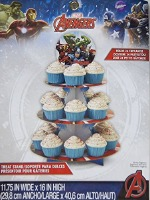 Avengers Treat Stand