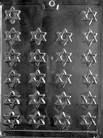 B/S Star of David Mold