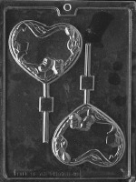 Baby Heart Lolly Mold