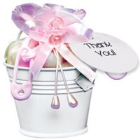 Baby Pail Favor Kit 18 CT