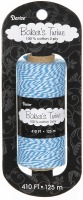Bakers Twine 410' Blue/White