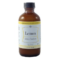 Bakery Emulsion Lemon 4 Ounce