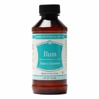 Bakery Emulsion Rum Flavoring 4 Ounce