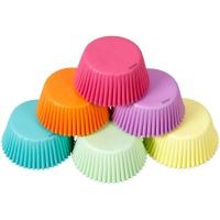 Baking Cup Pastel Rainbow