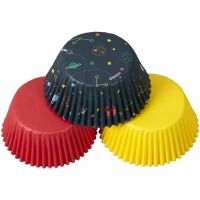 Baking Cup SPACE 75CT