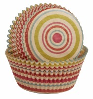 Baking Cup Stripe 75 CT