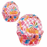 Baking Cups Candy 75 CT