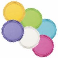 Baking Cups Pastel Rainbow 150