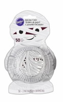 Baking Cups Pack Mummy 50CT