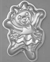 Ballerina Bear Cake Pan