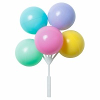 Balloon Clusters Pastel 3 CT
