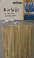 "Bamboo Skewers 4"" 200 CT"