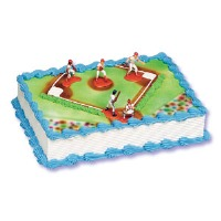 Baseball Cake Kit (5 Players)