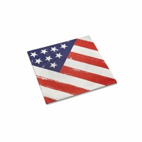 Basket Liners Flag 24 CT