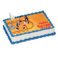 Basketball Cake Kit Boys