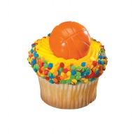 Basketball Cake Rings12 CT