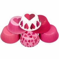 Be Mine Baking Cups 150CT