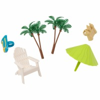 Beach Chair & Umbrella