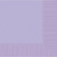 Beverage Napkin 50 CT Lavender