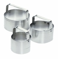 Biscuit Cutters Set of 3