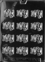 Bite Size Kittens Candy Mold