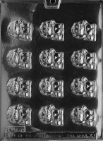 Bite Size Puppies Candy Mold